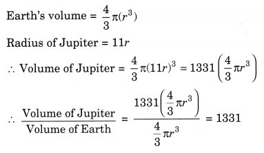 Stars and The Solar System Class 8 Science NCERT Textbook Questions Q15