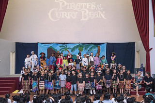Pirates of the Curry Bean (rehearsal)