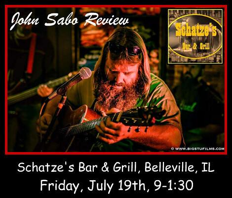 John Sabo Review 7-19-19