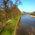 Down the Ribble at Preston