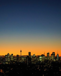 Sydney sunset | by rezam10