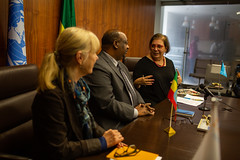 UNICEF signs annual work plans worth 1.4 billion birr with the Government of Ethiopia