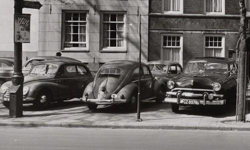 DKW & Käfer & 1951 Ford