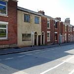 Soon to be demolished in Preston