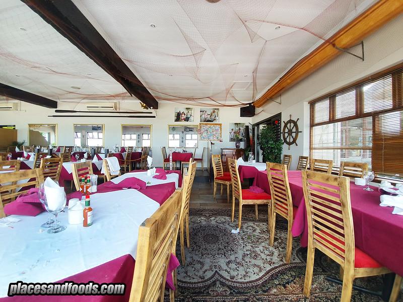 cape town galley fish hoek interior