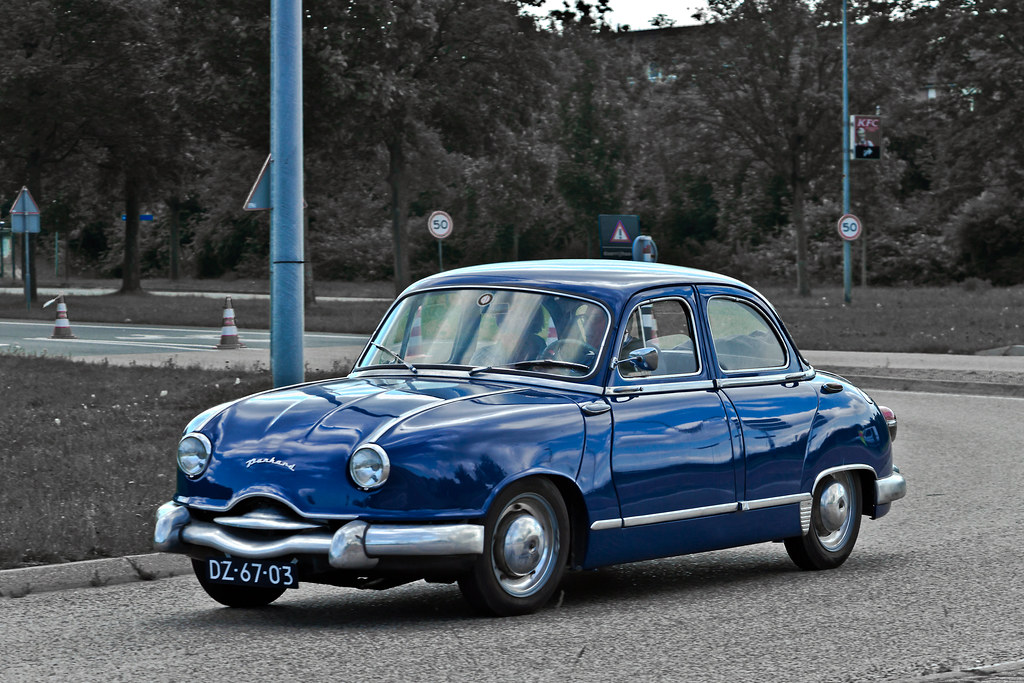 Panhard Dyna Z1 1955 (7630)