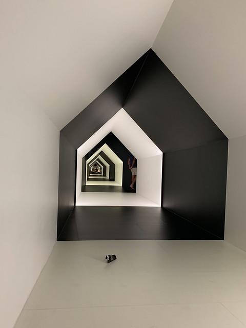 Three dimensional puzzle - Explored