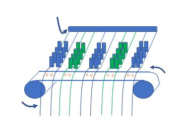 圖1 使用者端卷對卷檢測的概念示意圖 (製圖:江佳玶)