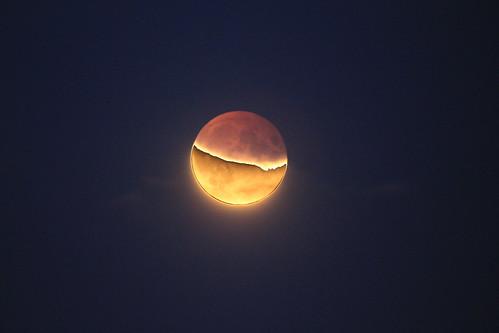 Lunar eclipse 2019-07-16