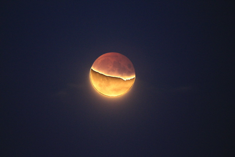 Lunar eclipse 2019-07-16