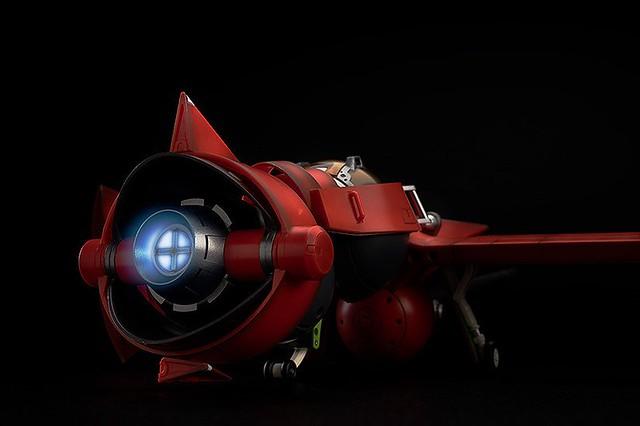 機體細節、機構精密再現!GSC《星際牛仔》劍魚II(ソードフィッシュII)1/48比例塗裝完成品