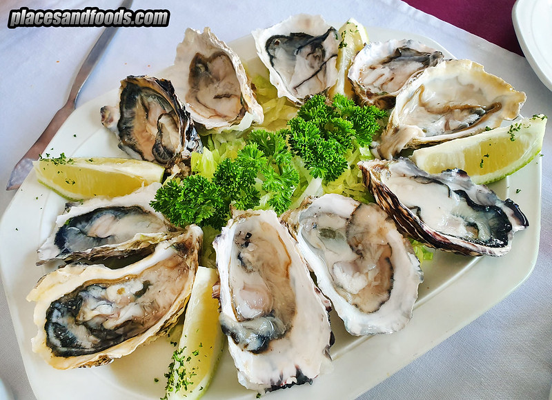 cape town galley fish hoek fresh oyster