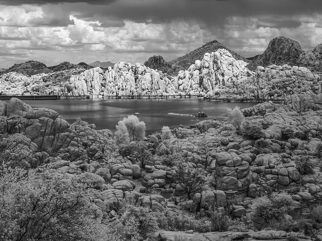 Watson Lake, Prescott, Az (in explore)