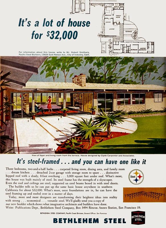 Bethlehem Steel 1962