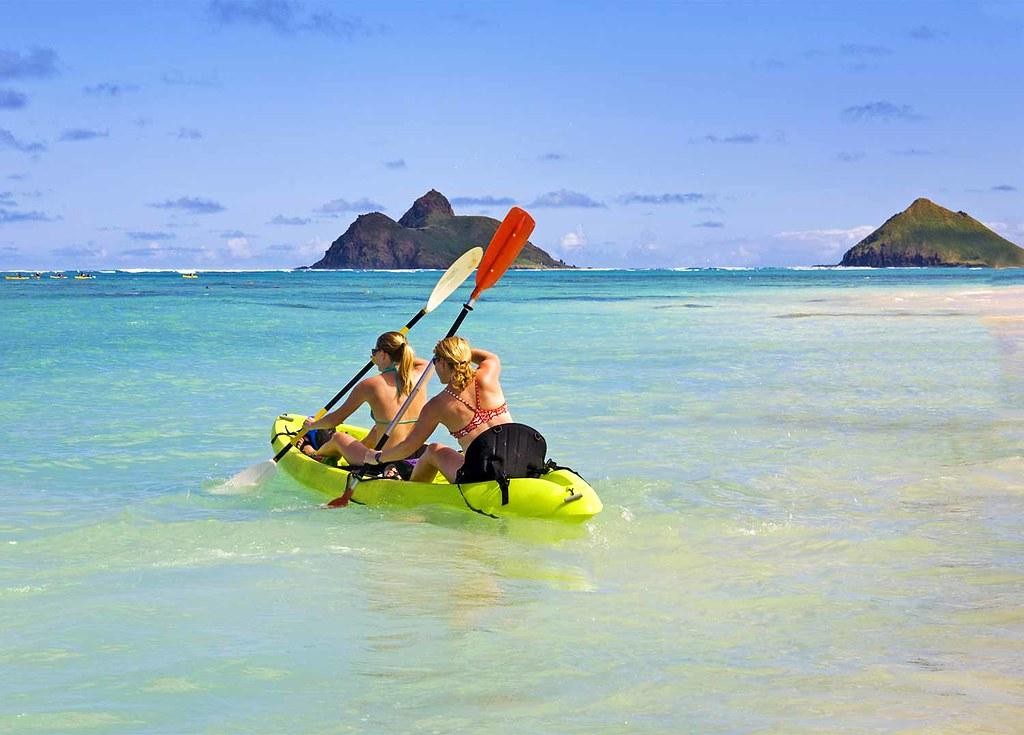 lanikai-beach-kayaking