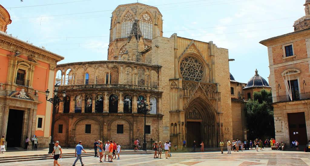Kathedraal van Valencia | Mooistestedentrips.nl