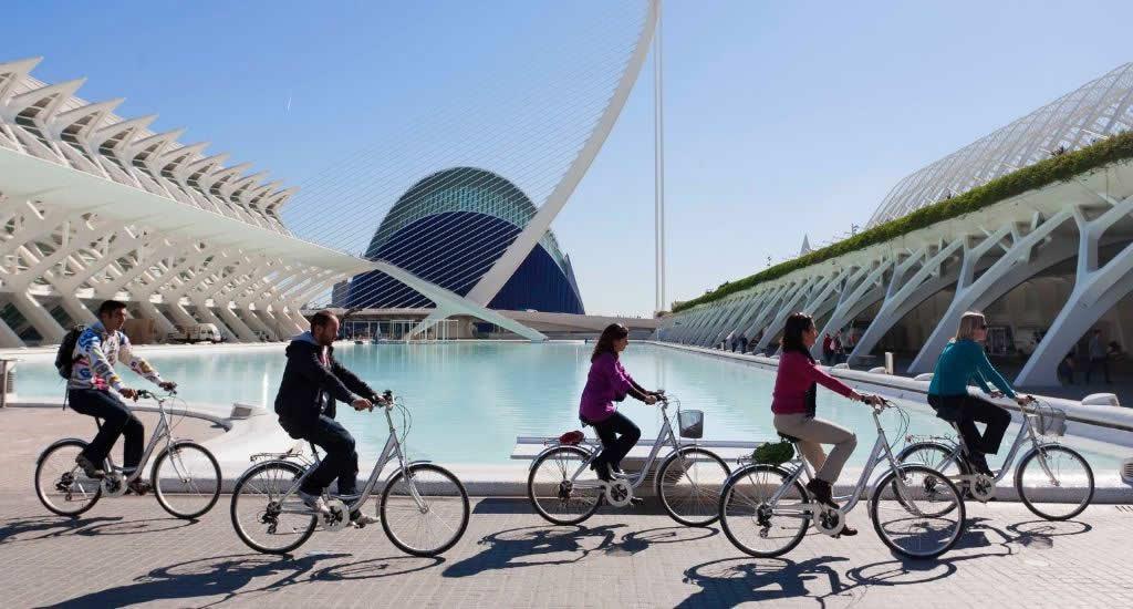 Fietsen in Valencia | Mooistestedentrips.nl