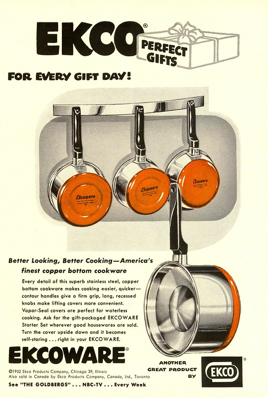 Ekcoware 1952