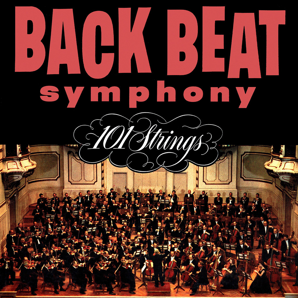 101 Strings - Back Beat Symphony