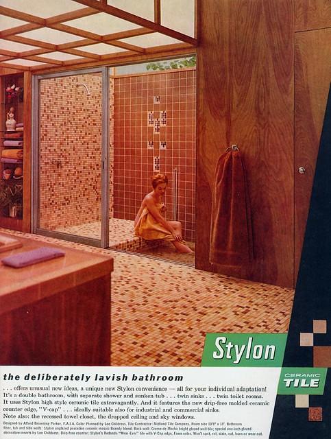 Stylon Tile 1961