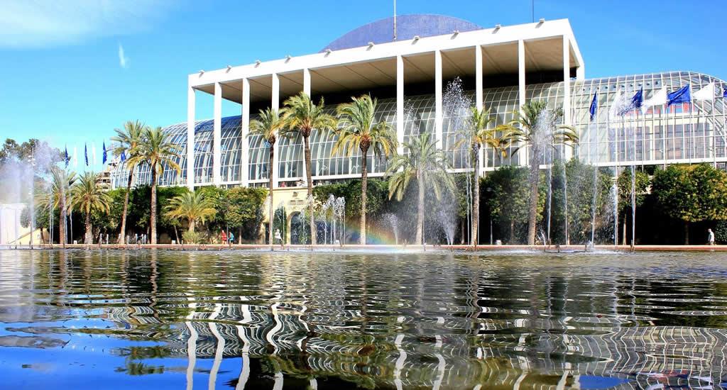Palau de la Musica de Valencia | Mooistestedentrips.nl