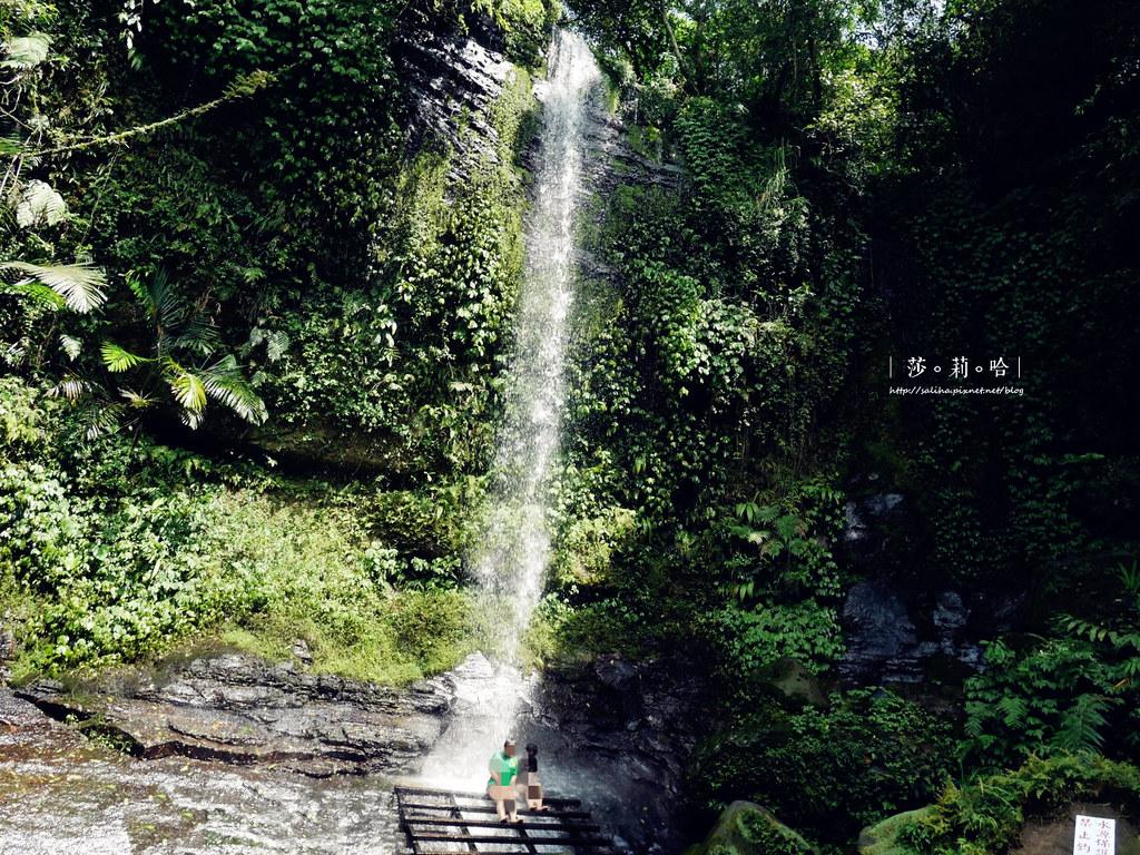 深坑一日遊景點推薦四龍瀑布泡仔崙瀑布怎麼去交通公車 (2)