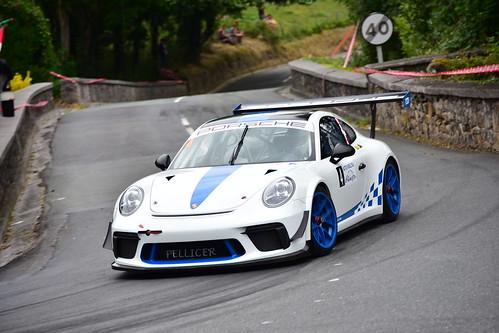 Bruno Scherer, Porsche 911 GT3, XXII Subida a Salinas 2019