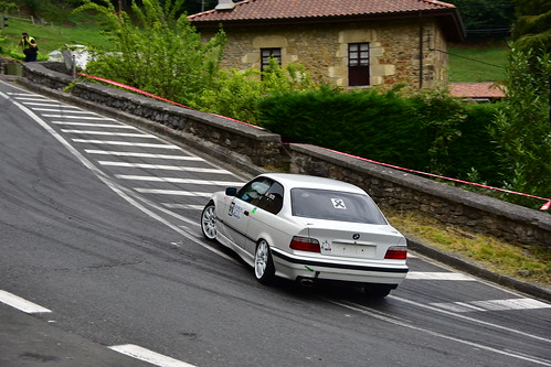 Joseba Frutos, BMW 325, XXII Subida a Salinas 2019