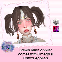 [BeeJay] Bambie Blush Applier