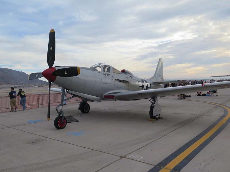 Bell P-63F1眼镜王蛇