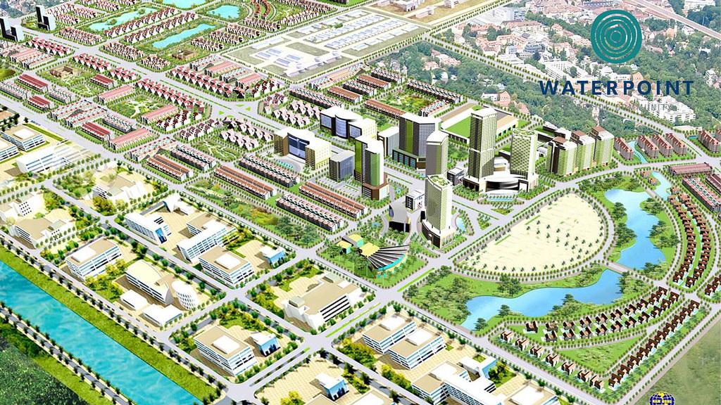thiết kế khu đô thị chất nhất phía Nam