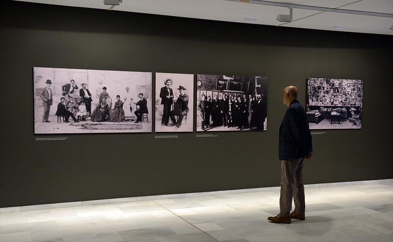 Julio Romero de Torres. Social, modernista y sofisticado