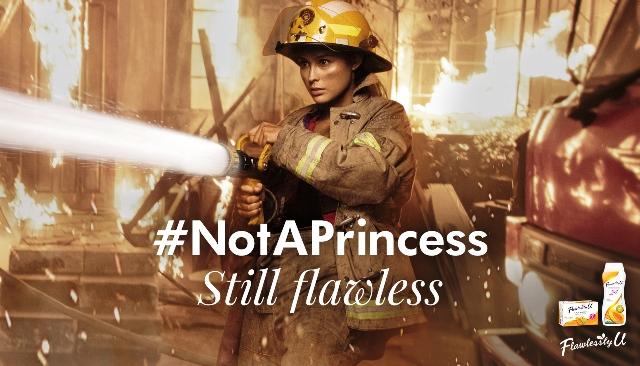Flawlessly U #NotAPrincess Still flawless
