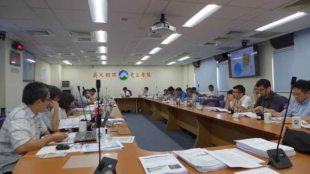 環保署環評大會今(17日)通過「高雄市仁武產業園區申請設置案」。孫文臨攝
