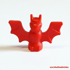 unreleased lego red bat