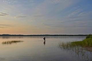 Kenogami Lake - Sunset