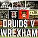 2019/20 Cefn Druids v Wrexham