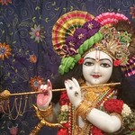 ISKCON Narasaraopet Deity Darshan 17 July 2019