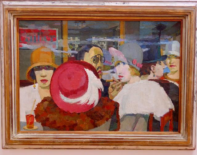 Im Café, 1926