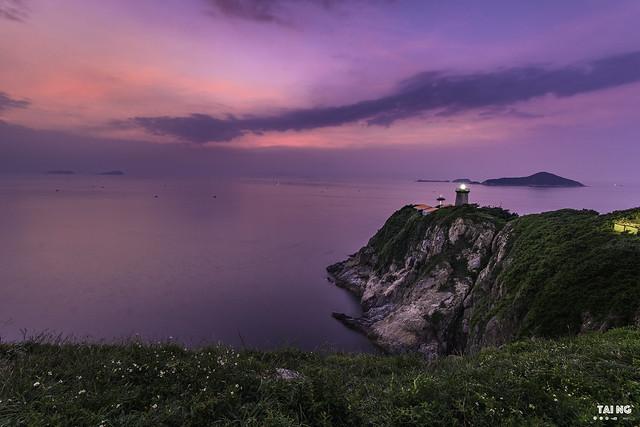 鶴咀,Hok Tsui,HongKong