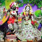 ISKCON Nasik Deity Darshan 17 July 2019