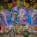 ISKCON Vrindavan Deity Darshan 17 July 2019