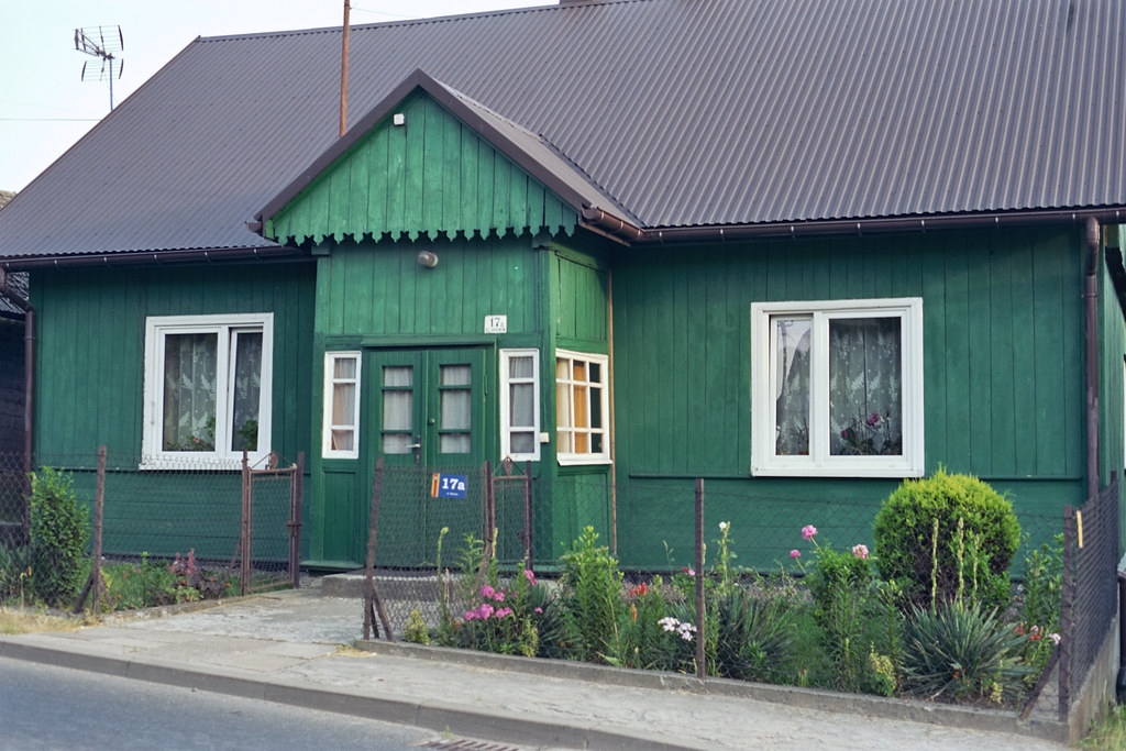 Mały zielony domek / Little green house