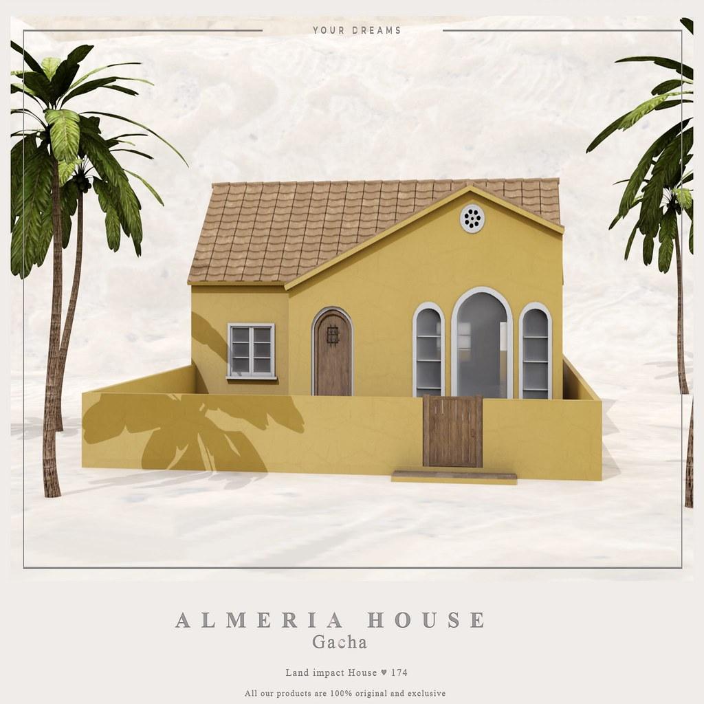 {YD} ALMERIA HOUSE - TeleportHub.com Live!