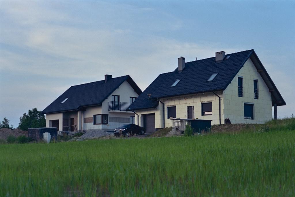 Nowe domy / New houses