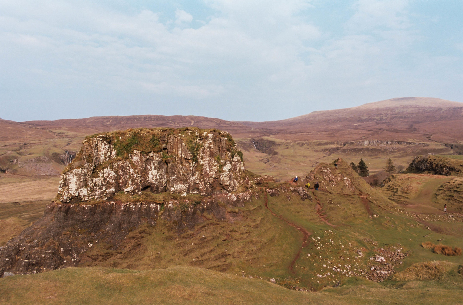 Fairy Glen, Isle of Skye, Kodak Ektar 100