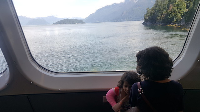 BC Ferry Ride