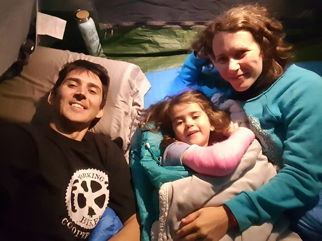 Night in the Tent