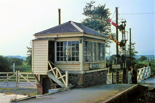 Wrafton Signal Box 22/01/1970] | by grahambowden628