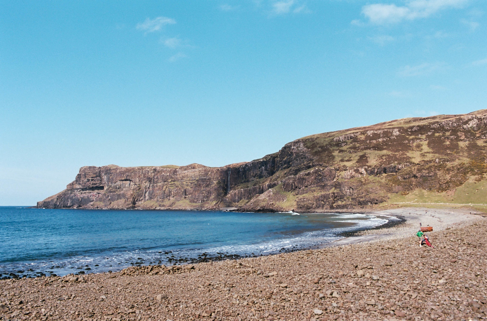 Talisker Bay, Isle of Skye.